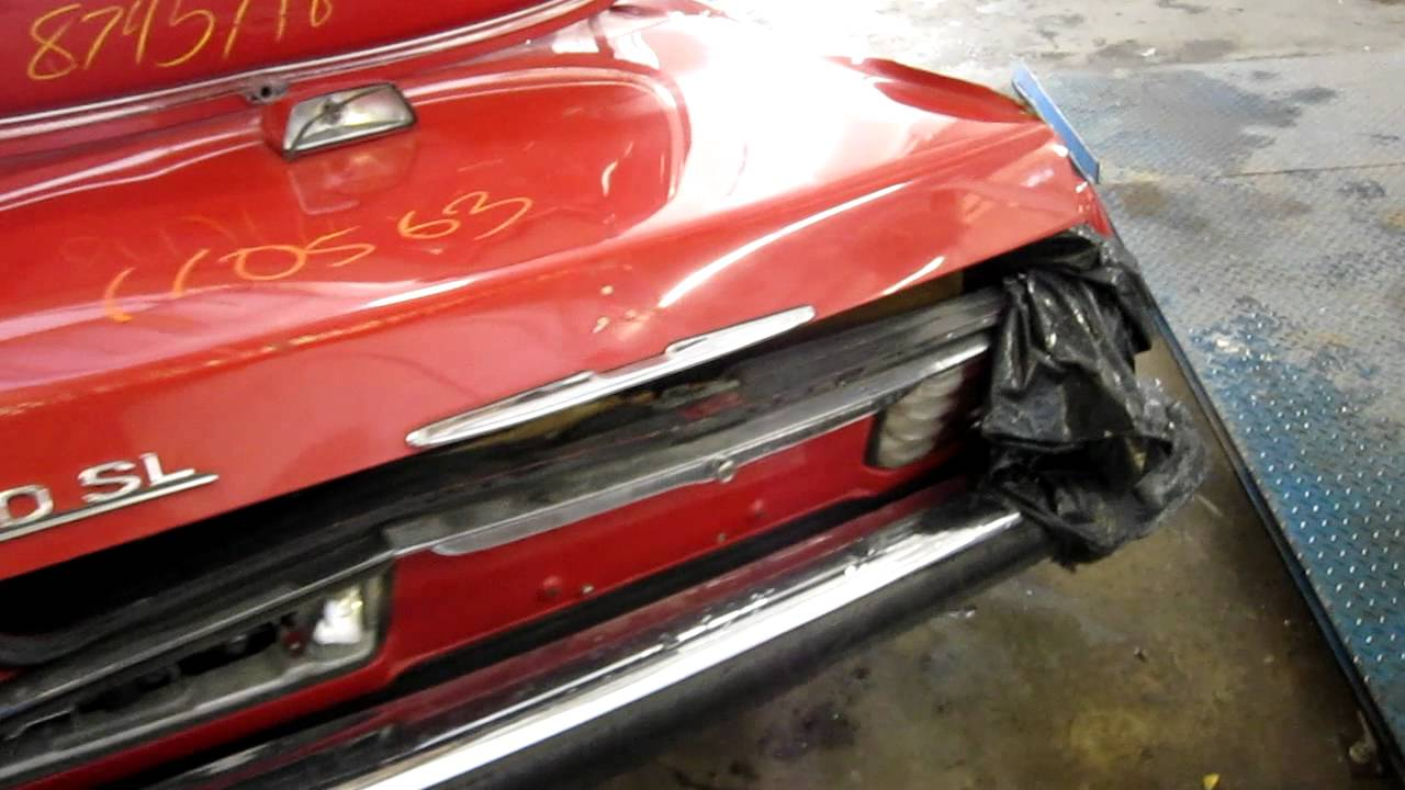 Parting out a 1987 mercedes 560sl 110563 youtube for 1987 mercedes benz 560sl parts