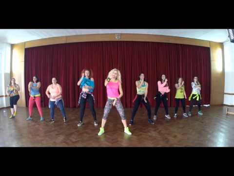 Mr. Saik - Pegate Sexy Choreo by Zin Yeniffer Campos Zumba