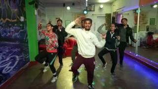 CHOORHEY WALI BAHH | MANKIRT AULAKH | BHANGRA DANCE BY CHANK SHARMA | FITNESS & DANCE CENTRE