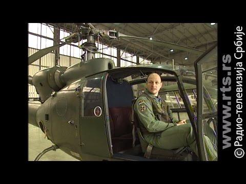 Profesionalci: Miroslav Zečević, pilot