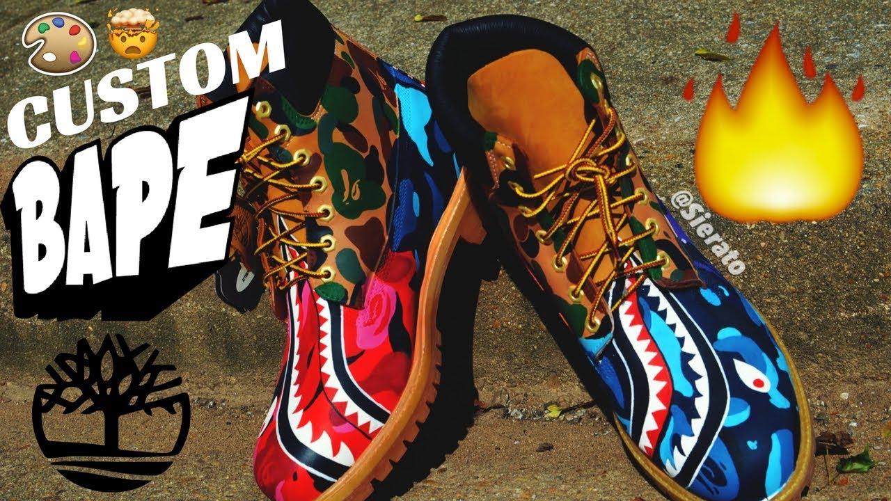 sneaker customization and artist merchandiseservices