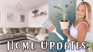 *NEW* HOME UPDATES & REDECORATING | Lucy Jessica Carter