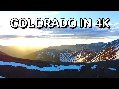 Beauty of Colorado in 4k