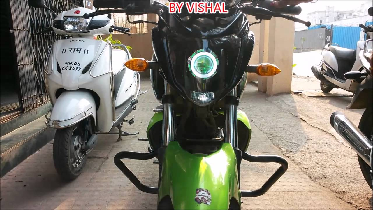 Yamaha Fz Headlight