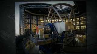 13th Anniversary of the 4 unit VLT telescope Antu, Kueyen, Melipal and Yepun - Google Doodles