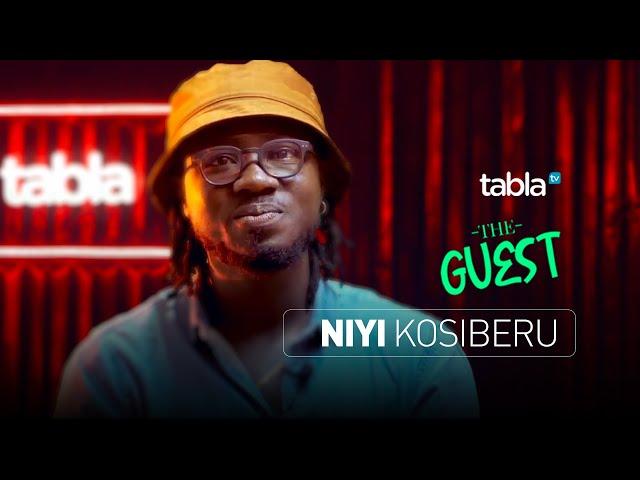 Tabla TV : Niyi Kosiberu