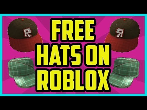 HOW TO GET ANY HAT ON ROBLOX FOR FREE!