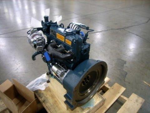 Kubota Engine America Mdl D905 Diesel Engine on GovLiquidation com