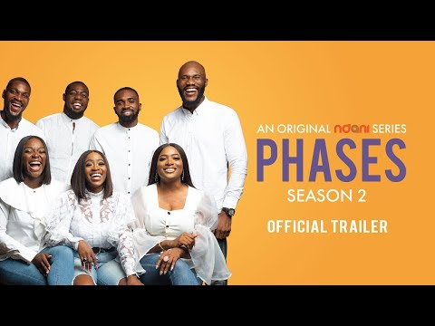 IT'S A WHOLE NEW SEASON DON'T MISS EPISODE 1 (LIFE IS A PARTY) OF NDANI TV'S PHASES