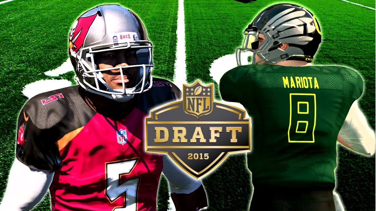 Best Nfl Draft Prospects On Each Undefeated College: NCAA Football 15 - NFL Draft 2015 Top 5 Prospects
