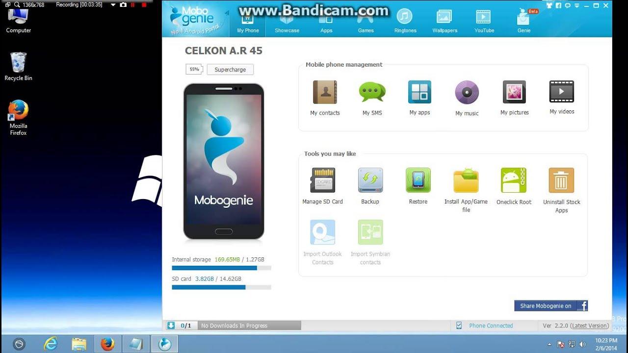 Download mobogenie free