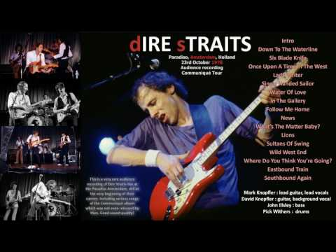 Southbound Again — Dire Straits 1978 Amsterdam LIVE [audio only] RARE SONG!!
