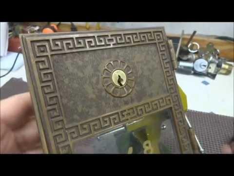 (156) U.S. Post Office Box (Lori) Picked Open