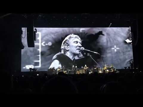 Roger Waters / Best Of «Us+Them» / Lyon - Halle Tony Garnier / 9 mai 2018