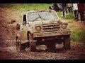 Raisen mud rally unbalanced gipsy (jeep)