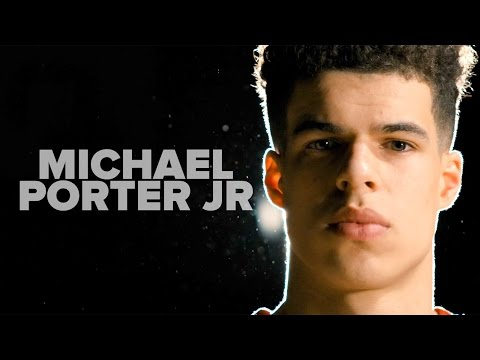 Michael Porter Jr.: 2016-17 Gatorade National Boys Basketball Player of the Year