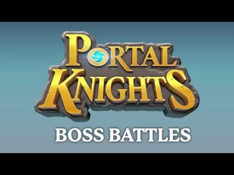 Bosses - Official Portal Knights Wiki