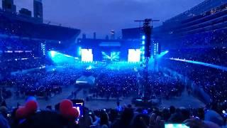 BTS World Tour:  Speak Yourself (2019) - Chicago Day 1 (05/11/2019) ARMY VIEW