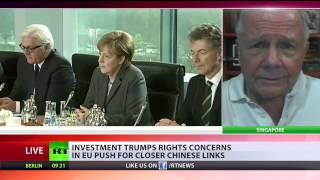 (China) will gain massive power & influence by bailing out EU  3/29/14