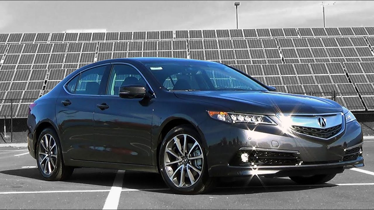 2016 acura tlx review [ 1280 x 720 Pixel ]