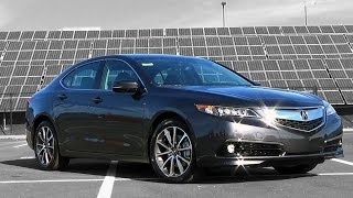 2016 Acura TLX: Review