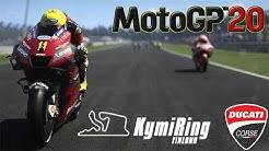 MotoGP 20 Primo Gameplay! | Il nuovo circuito finlandese! (Kymi Ring) | DucatiCorse