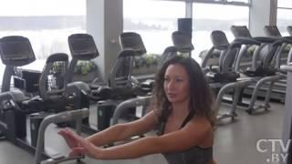 Готовимся к сезону мини-бикини: тренировка ног и ягодиц с Викторией Никитенко