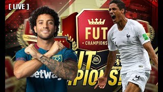 DOMINGÃO NA WEEKEND LEAGUE | FIFA 19