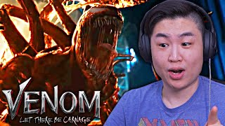 VENOM: Let There Be Carnage - Official Trailer!! [REACTION]