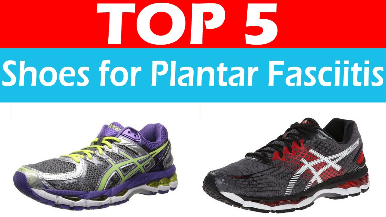 Best Running Shoe For Plantar Fasciitis