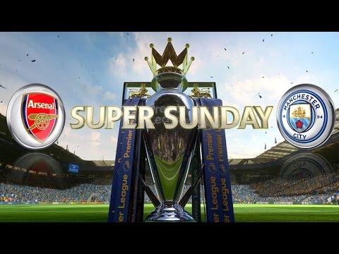 Arsenal vs Manchester City 2-1 Highlights & Goals 2017