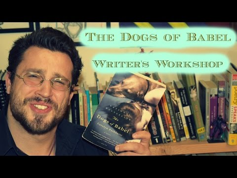 The dogs of Babble by Carolyn Parkhurst... essay HELP!?