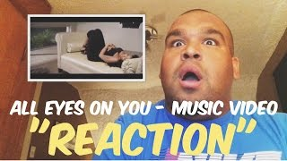 "Meek Mill ft. Nicki Minaj & Chris Brown - All Eyes On You Music Video ""REACTION"""