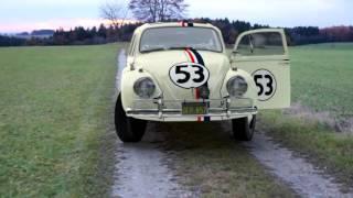 Herbie Camera Tracking   #1