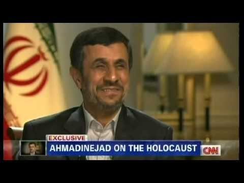 Piers Morgan Interviews Ahmadinejad about the Holocaust