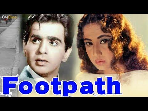 Footpath (1956) | Dilip Kumar, Meena Kumari |  Old Hindi Movies