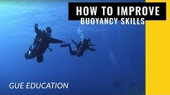 How to improve your buoyancy when scuba diving