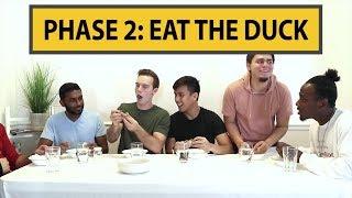 AMERICANS EATING BALUT (BALUT CHALLENGE) | LuisYoutube