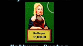 Hoyle Casino 98 - Kathryn Quotes (Blackjack)