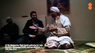 A story of Ibrahim bin Adham   Sh Tariq   الشيخ طارق سردار