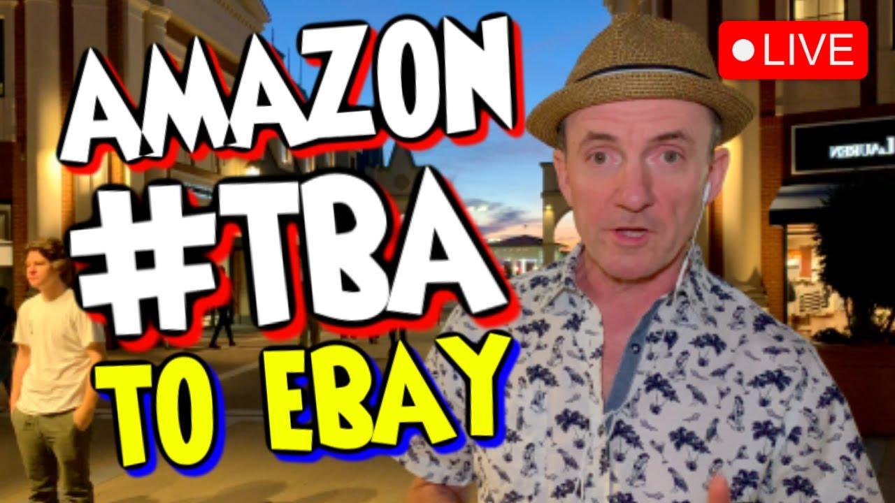 Amazon Logistics TBA Tracking Numbers / My Latest eBay UPDATE June 2020