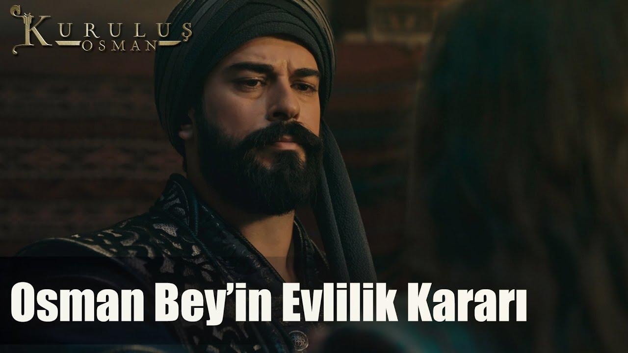 Osman Bey, Bala Hatun'a evlilik kararını açıklıyor! - Kuruluş Osman 42. Bölüm
