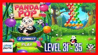 Panda Pop Bubble Shooter Level 31 - 35 - Best Bubble Pop Game 2020 | #GamePointPK screenshot 5