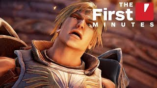 Soul Calibur 6 - First 9 Minutes of Soul Chronicle Story Mode