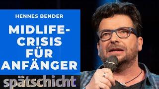 Hennes Bender: Vorsicht vor den Wechseljahren – auch bei Männern!