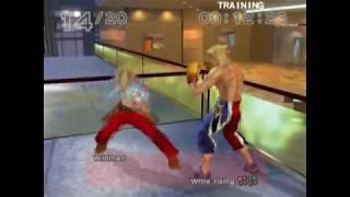 [TAS] Tekken 4 Training - Steve Fox