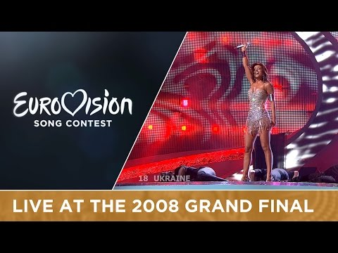 Ani Lorak - Shady Lady (Ukraine) Live 2008 Eurovision Song Contest