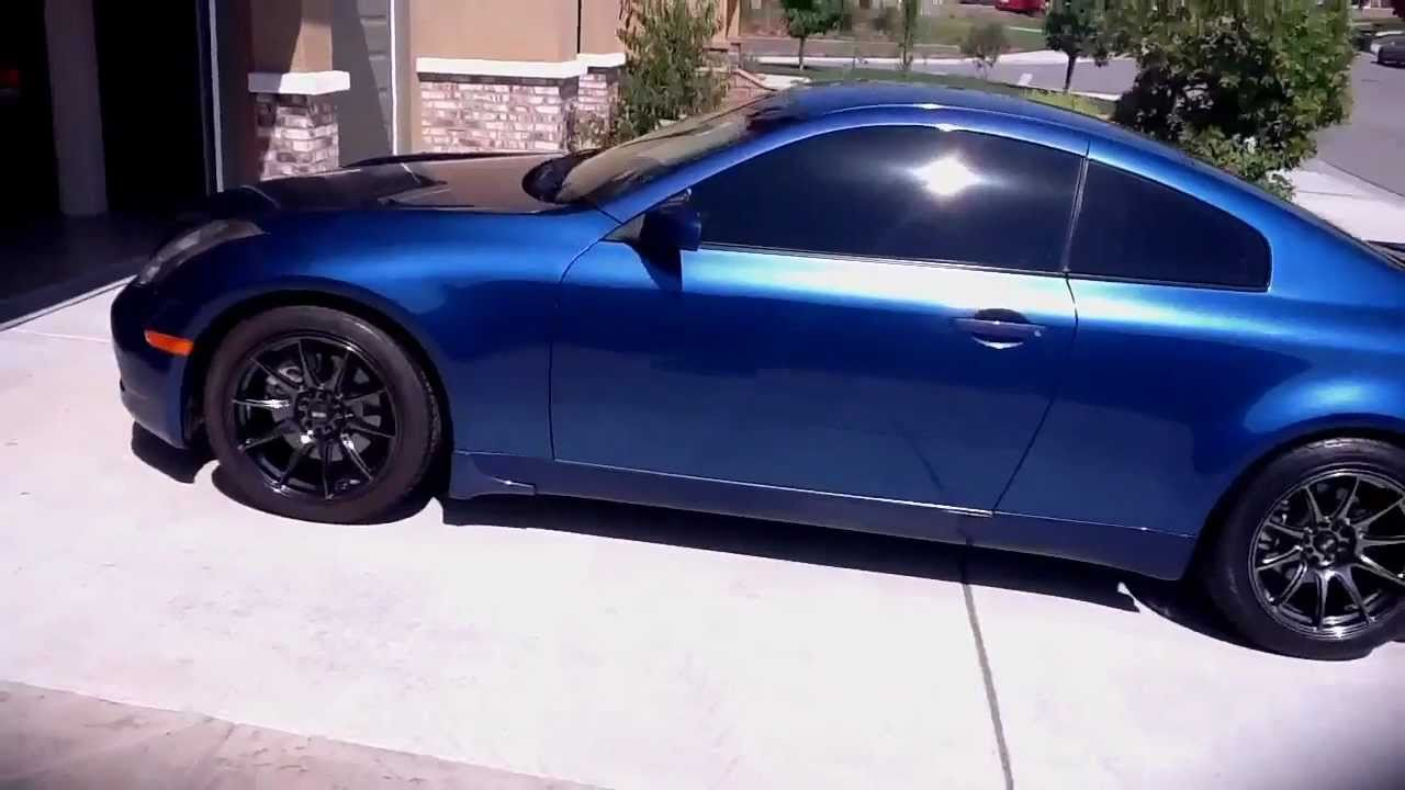 G35 Xxr 527 Youtube