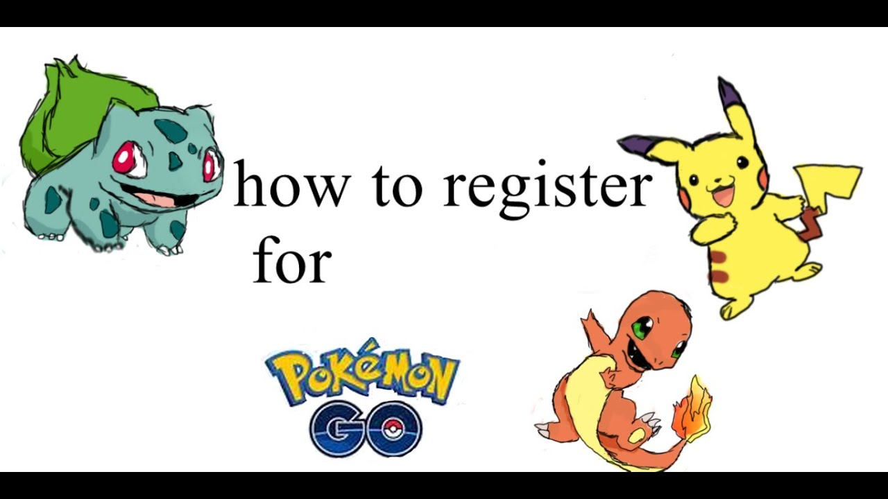 How to register in Pokemon Go: ways and recommendations