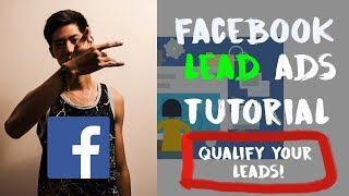 كيفية إنشاء Facebook يؤدي أشكال الإعلان التعليمي (2018 تحديث للمبتدئين)